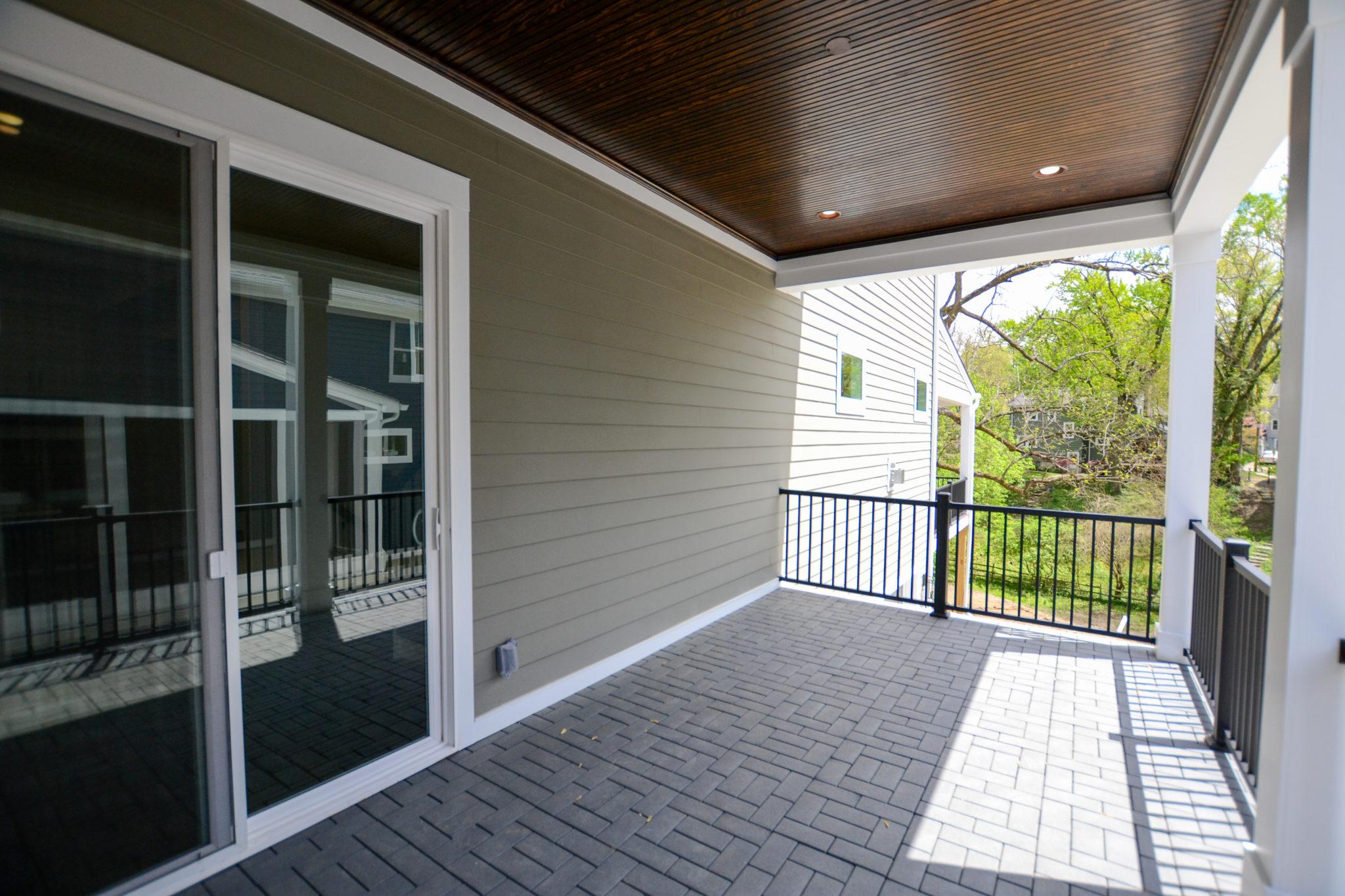 53 Side Porch