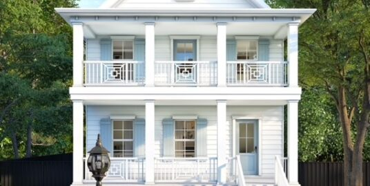 Hyde Park New Construction with Southern Living Flair!