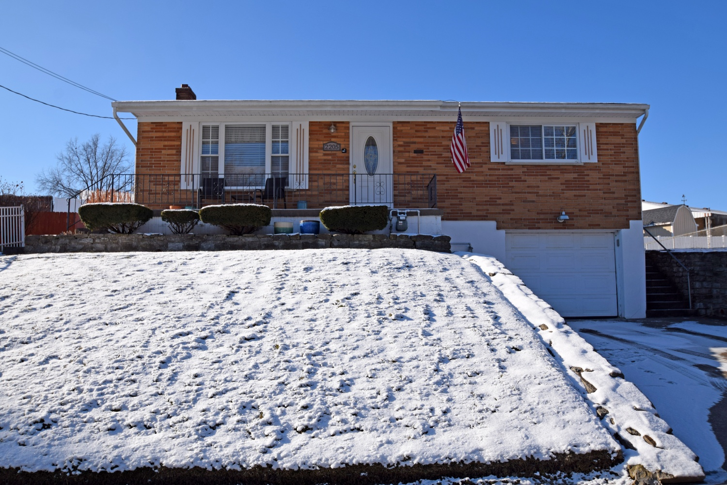 Solid Ranch New Listing in Norwood!